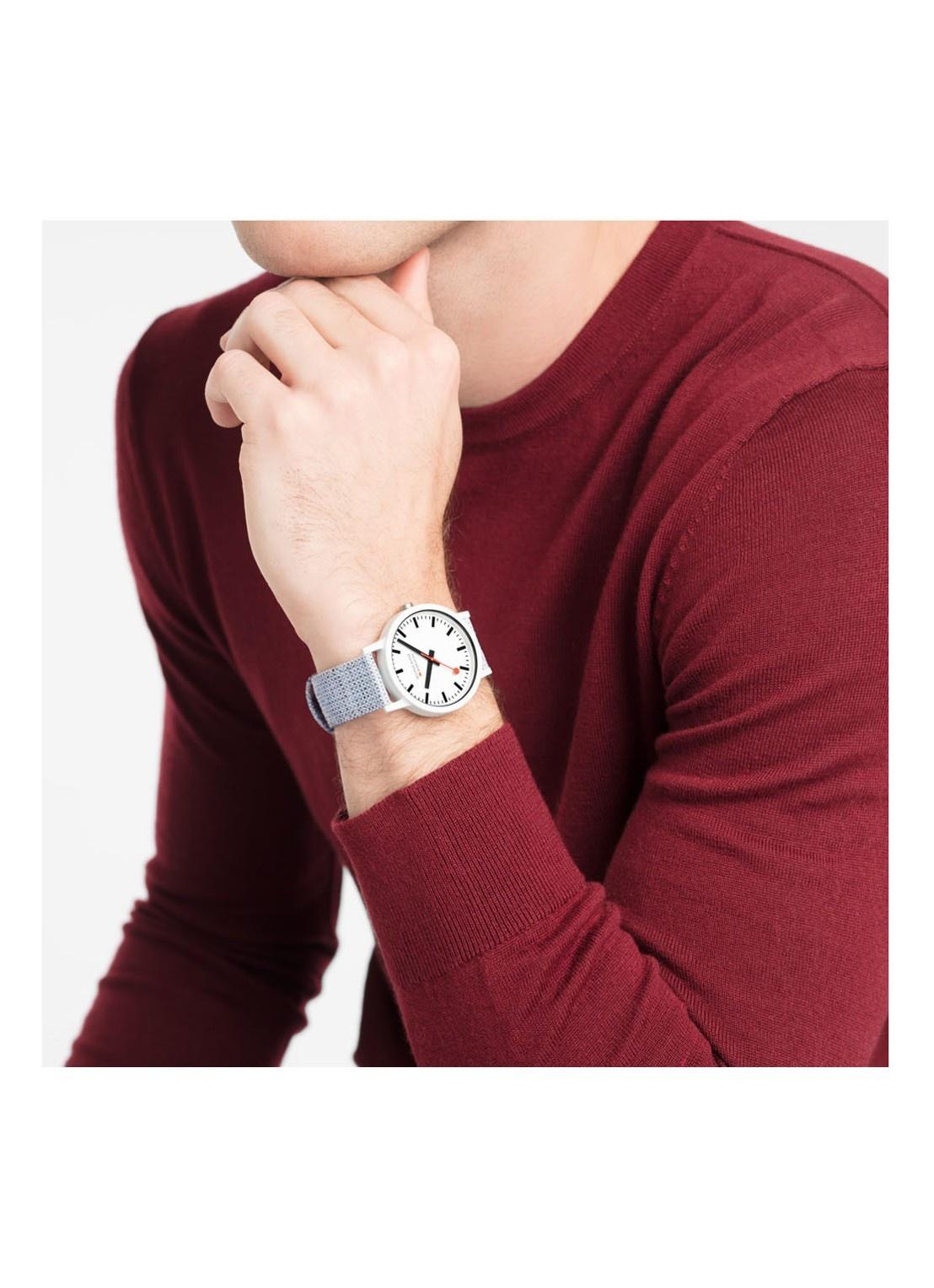 Mondaine - Horloge Unisex - Essence - MS1.41110.LD-2