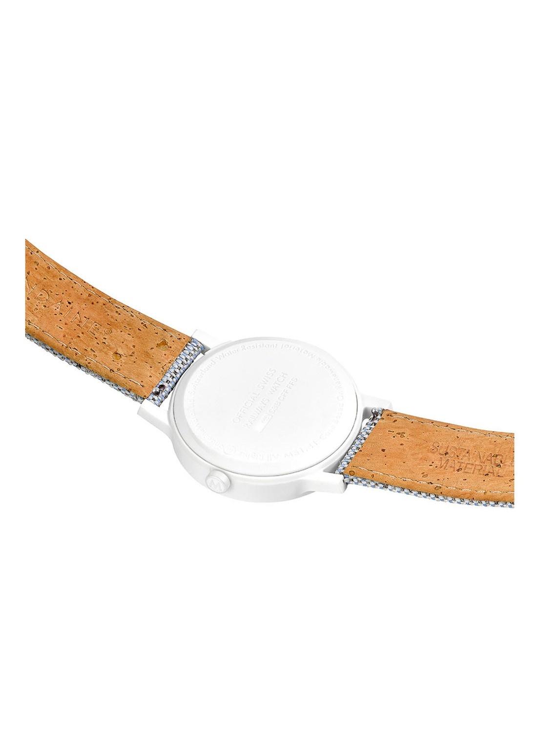 Mondaine - Horloge Unisex - Essence - MS1.41110.LD-3