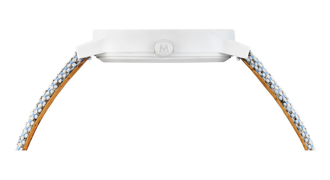 Mondaine - Horloge Unisex - Essence - MS1.41110.LD-4