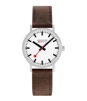 Mondaine - Horloge Unisex - SBB Classic - M660.30360.11SBG
