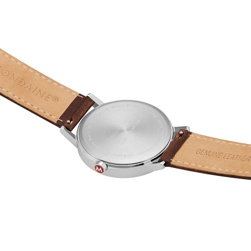 Mondaine - Horloge Unisex - SBB Classic - M660.30360.11SBG-4