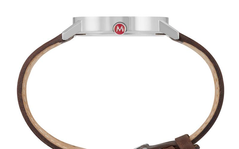 Mondaine - Horloge Unisex - SBB Classic - M660.30360.11SBG-5