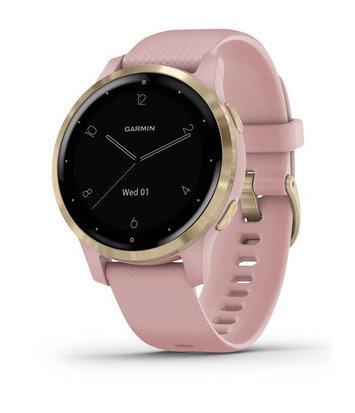 Garmin - Sport Horloge - Vivoactive 4S - GPS Dust Rose