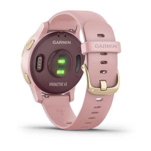 Garmin - Sport Horloge - Vivoactive 4S - GPS Dust Rose-2