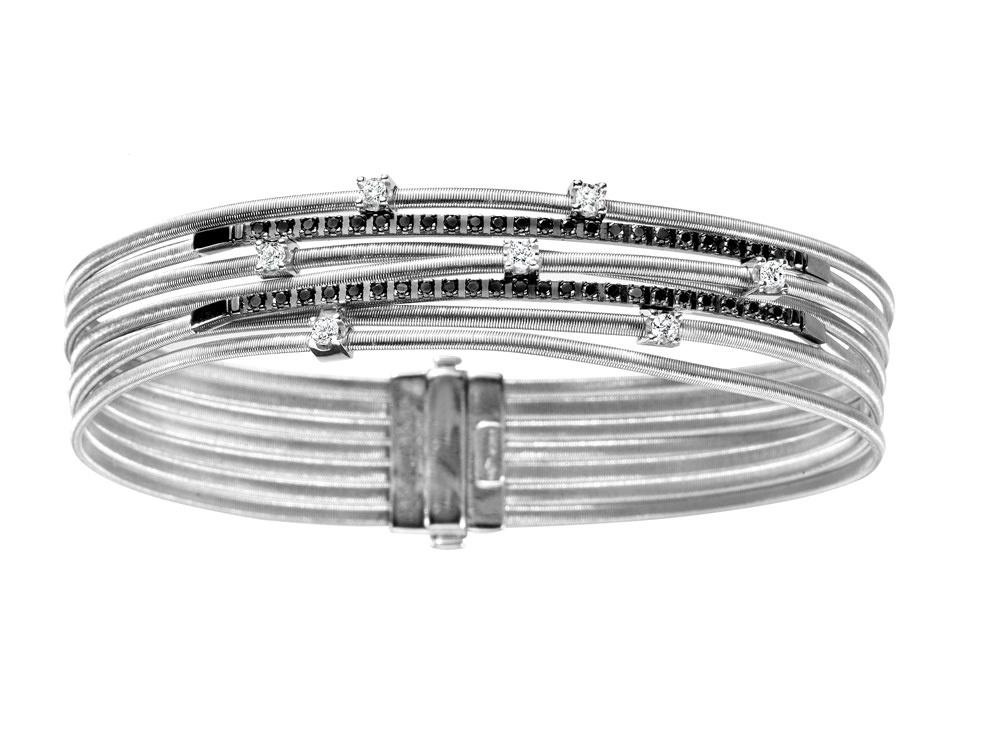 18 karaat witgouden dames armband - Marco Bicego - Goa-1