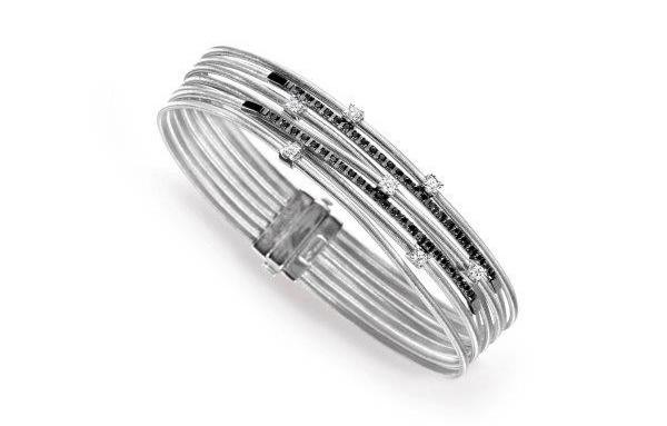 18 karaat witgouden dames armband - Marco Bicego - Goa-3