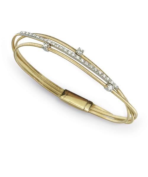 18 karaat geelgouden dames armband - Marco Bicego - Goa-2