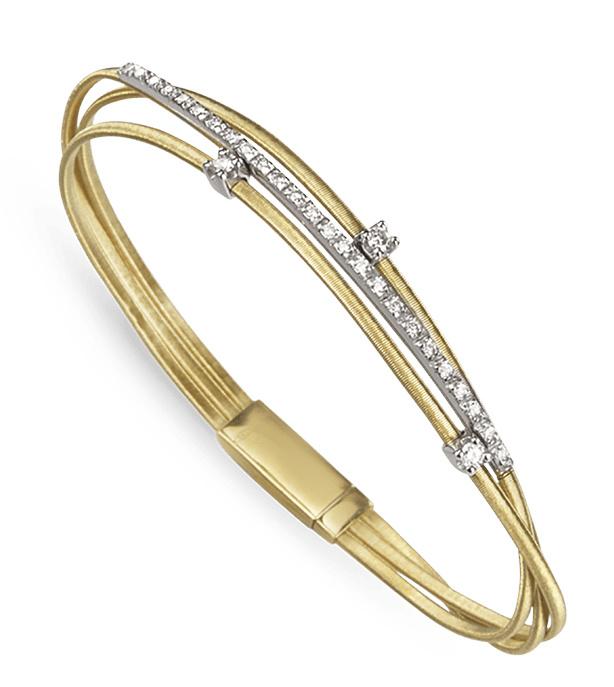 18 karaat geelgouden dames armband - Marco Bicego - Goa-1