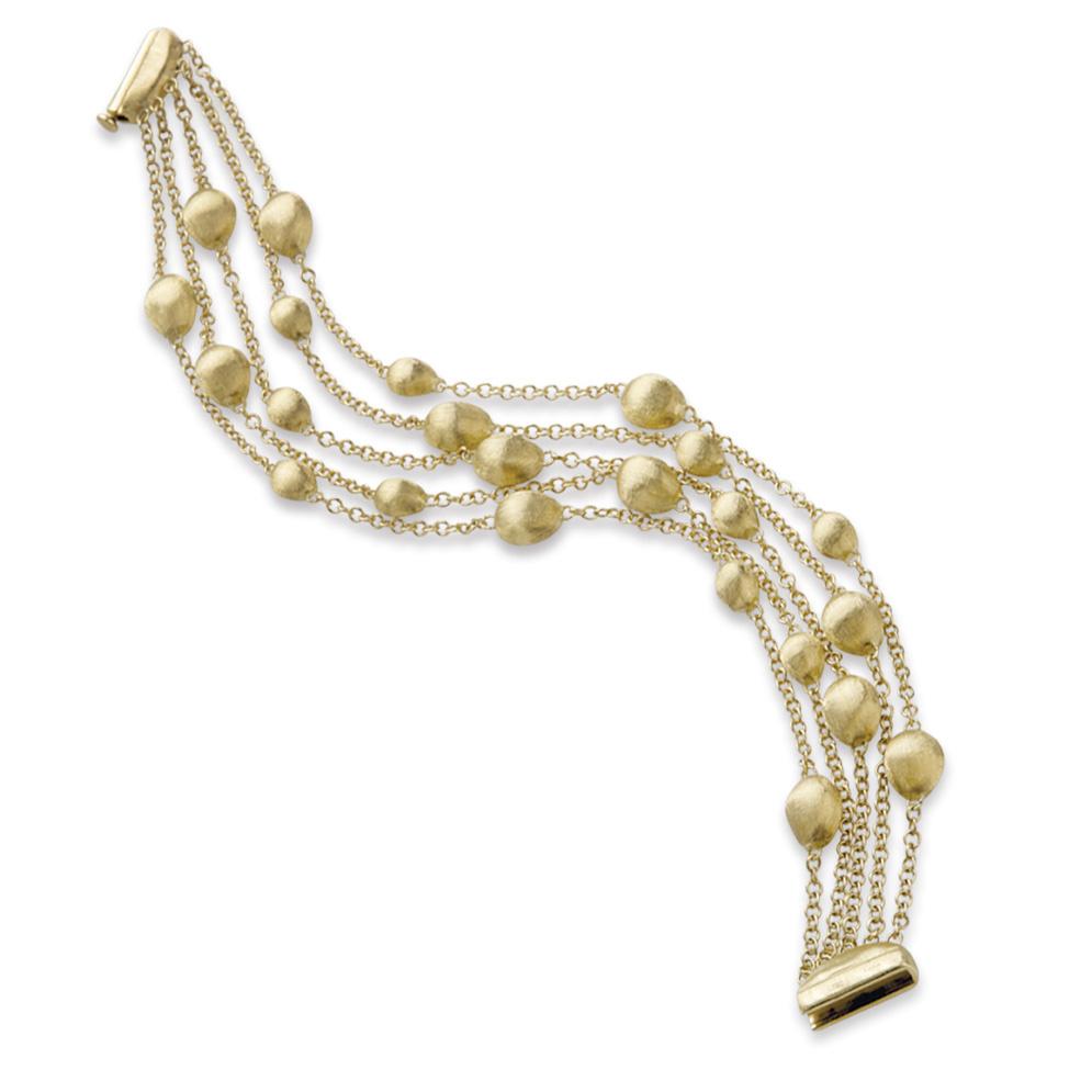 18 karaat geelgouden dames armband - Marco Bicego - Confetti-1