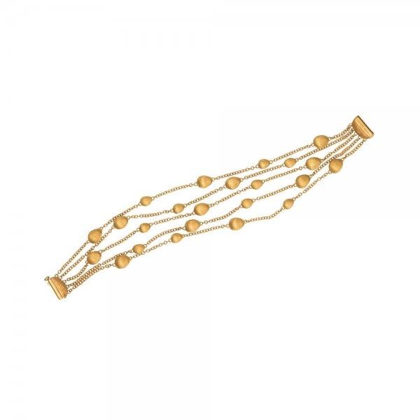 18 karaat geelgouden dames armband - Marco Bicego - Confetti-2