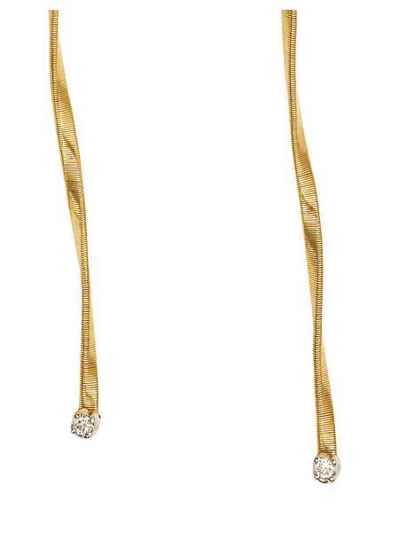 18 karaat geelgouden dames oorstekers - Marco Bicego - Marrakech-2