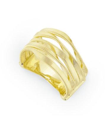 18 karaat geelgouden dames ring - Marco Bicego - Marrakech