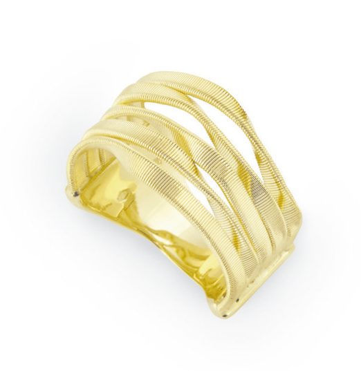 18 karaat geelgouden dames ring - Marco Bicego - Marrakech-1