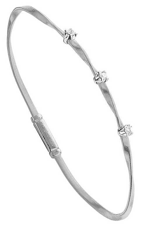 18 karaat witgouden dames armband - Marco Bicego - Marrakech-3