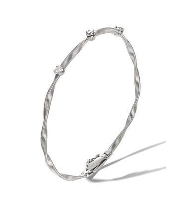 18 karaat witgouden dames armband - Marco Bicego - Marrakech