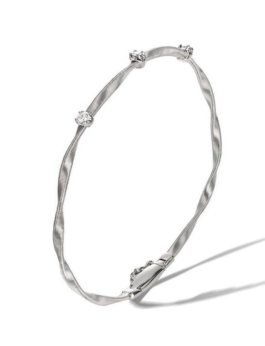 18 karaat witgouden dames armband - Marco Bicego - Marrakech-1