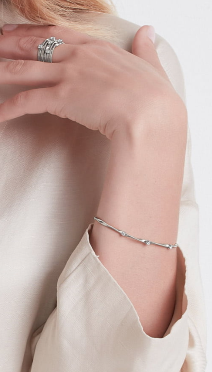 18 karaat witgouden dames armband - Marco Bicego - Marrakech-2