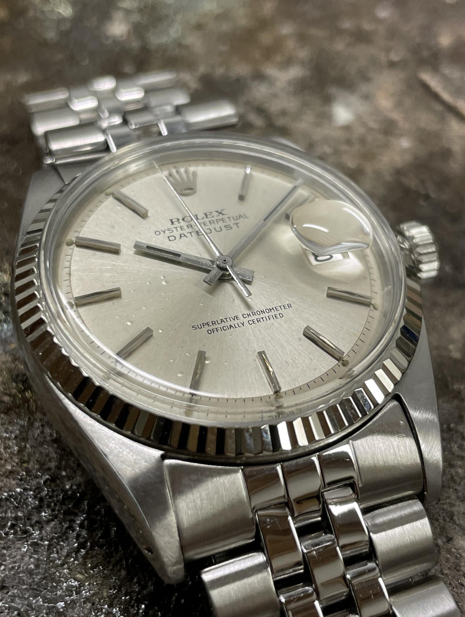 Rolex Datejust - 1601 - 36 mm-6