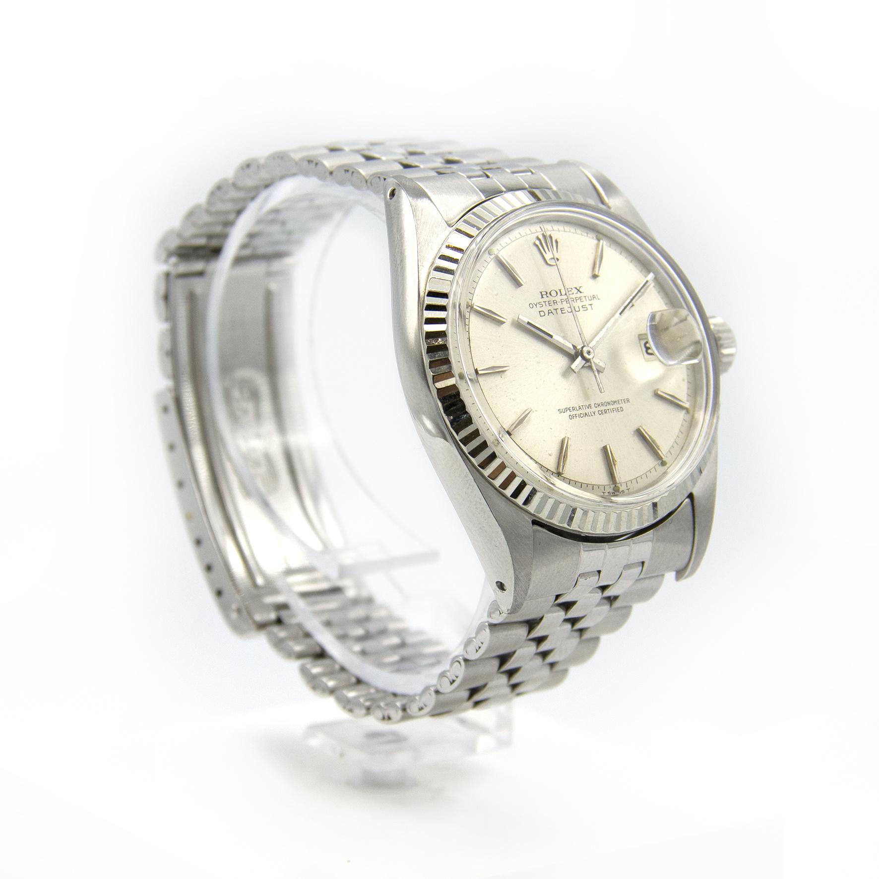 Rolex Datejust - 1601 - 36 mm-3