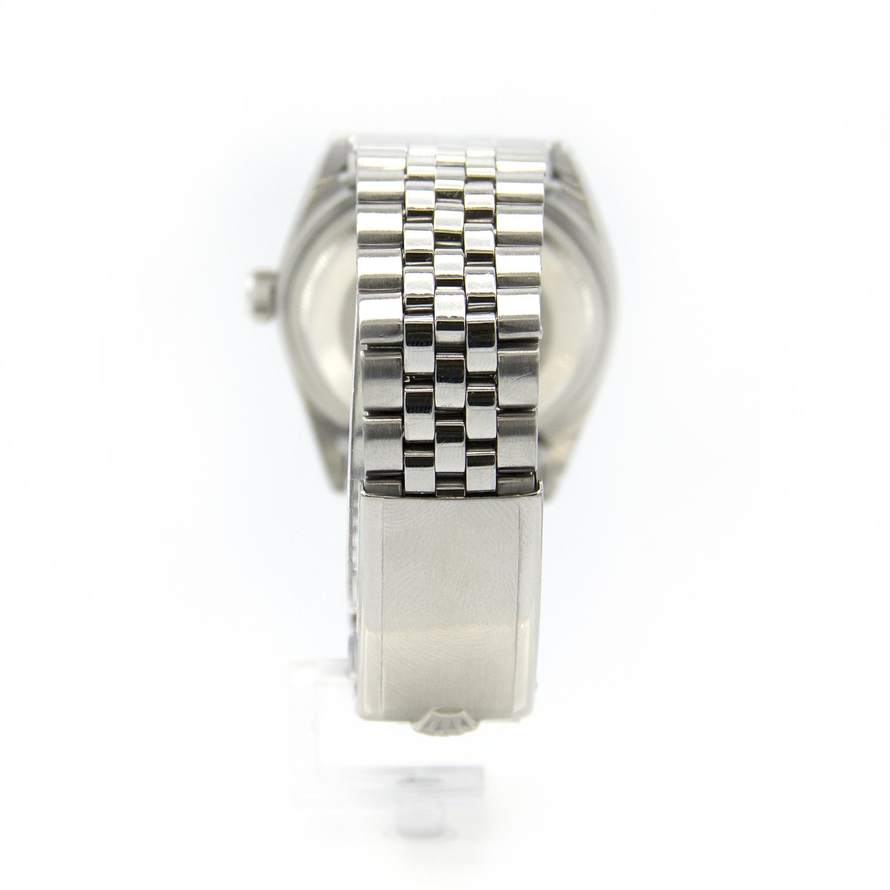 Rolex Datejust - 1601 - 36 mm-4