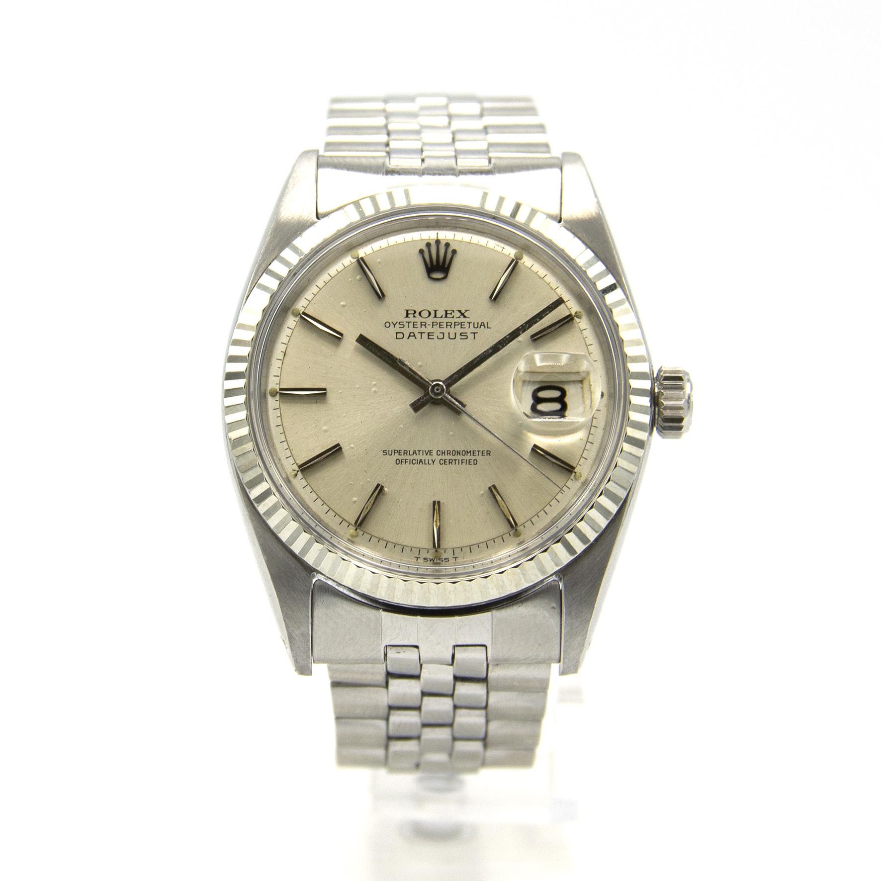 Rolex Datejust - 1601 - 36 mm-2