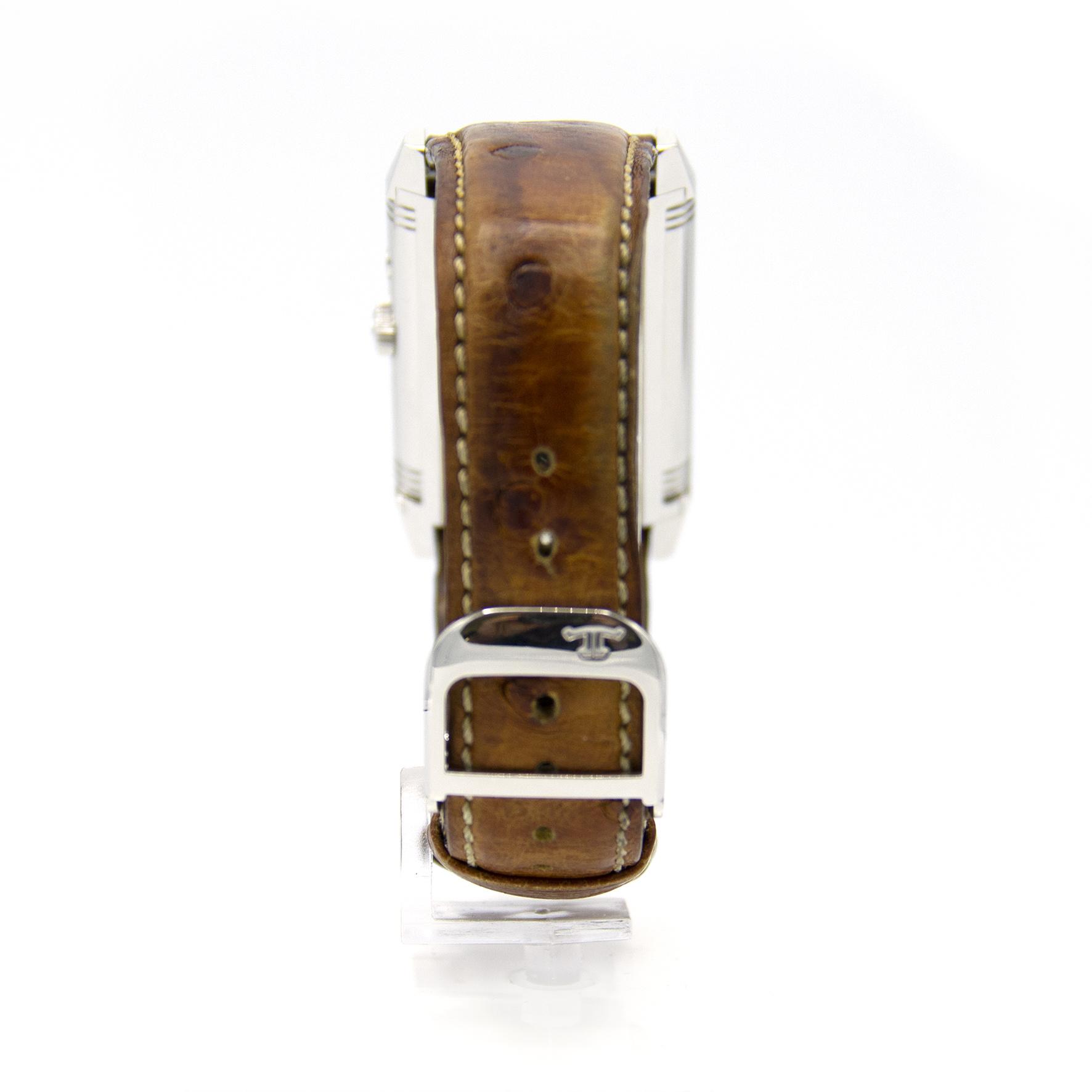 Jaeger-LeCoultre - Duo Face - Horloge Heren - 270.8.54-6