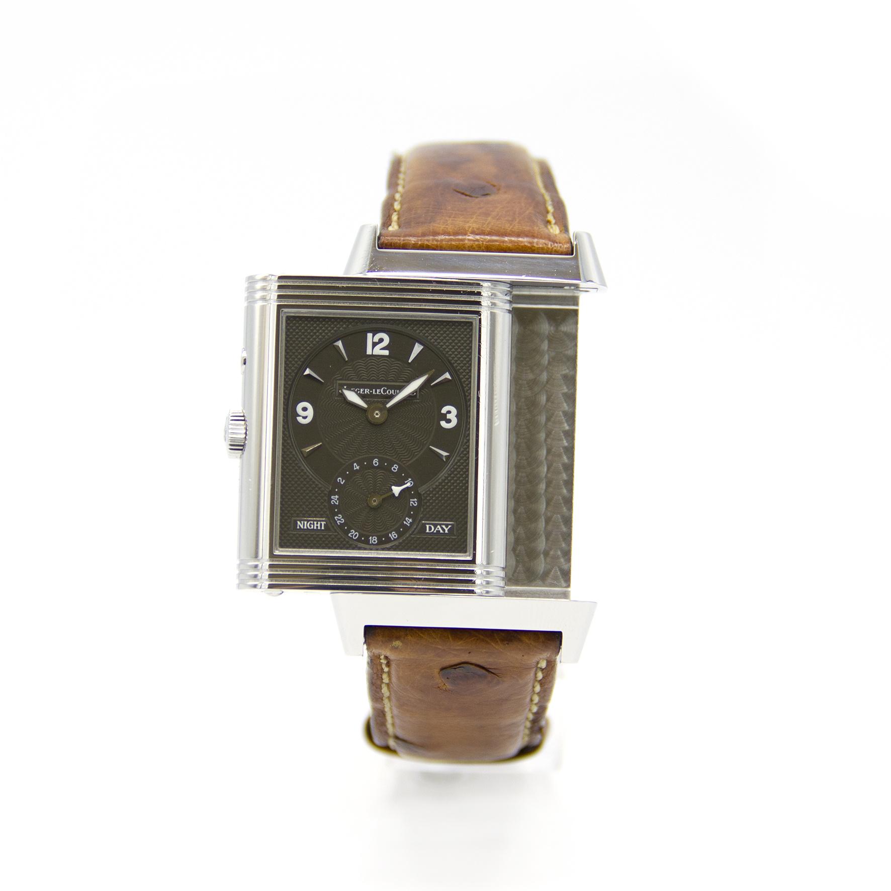 Jaeger-LeCoultre - Duo Face - Horloge Heren - 270.8.54-8