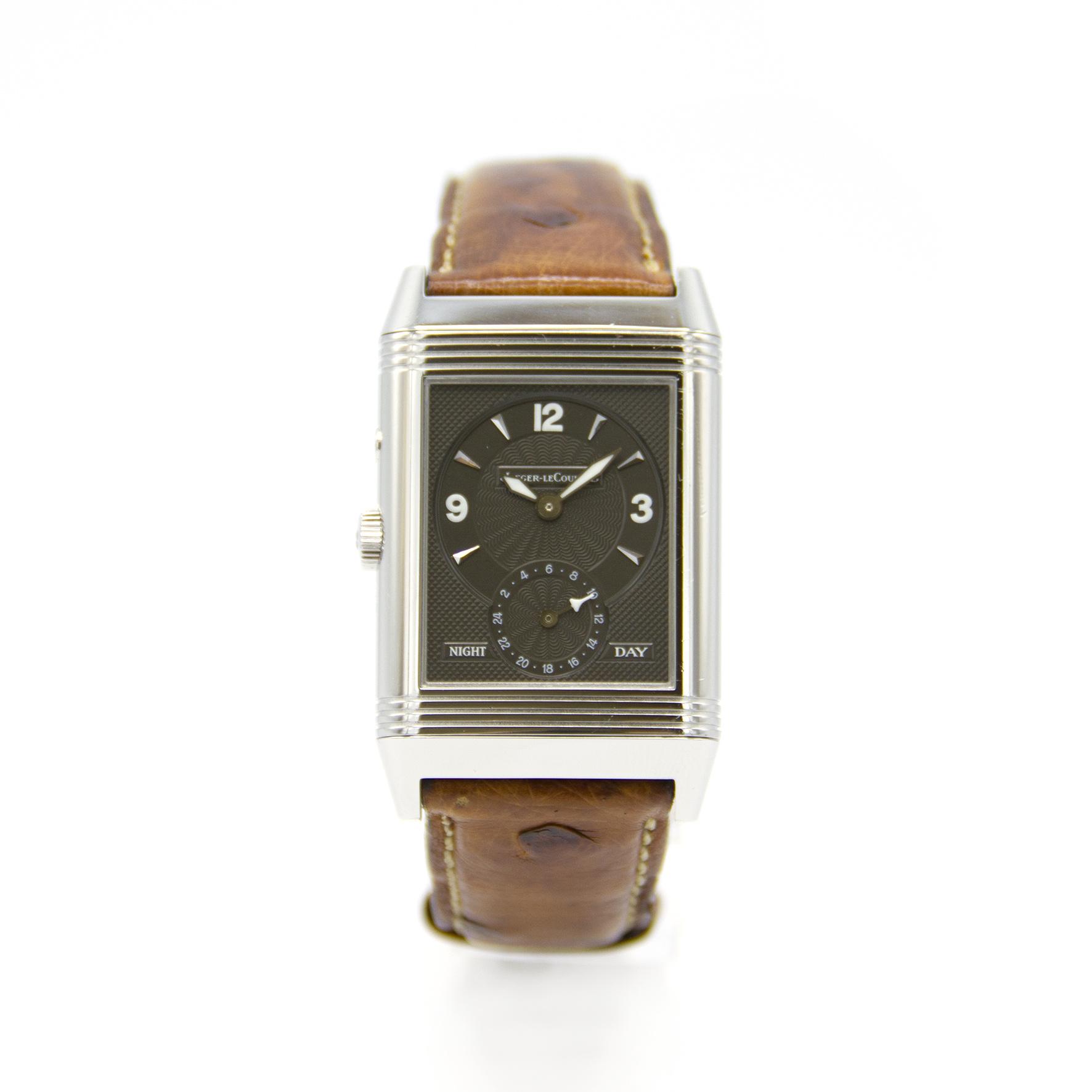 Jaeger-LeCoultre - Duo Face - Horloge Heren - 270.8.54-9