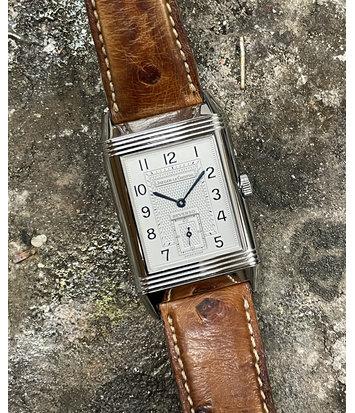 Jaeger-LeCoultre - Duo Face - Horloge Heren - 270.8.54