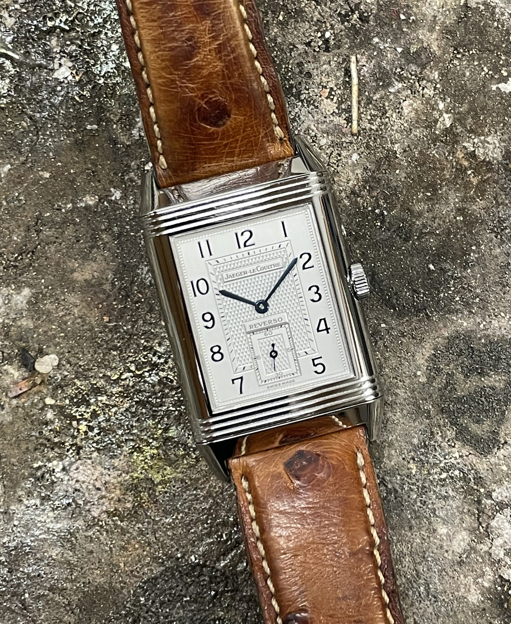 Jaeger-LeCoultre - Duo Face - Horloge Heren - 270.8.54-1