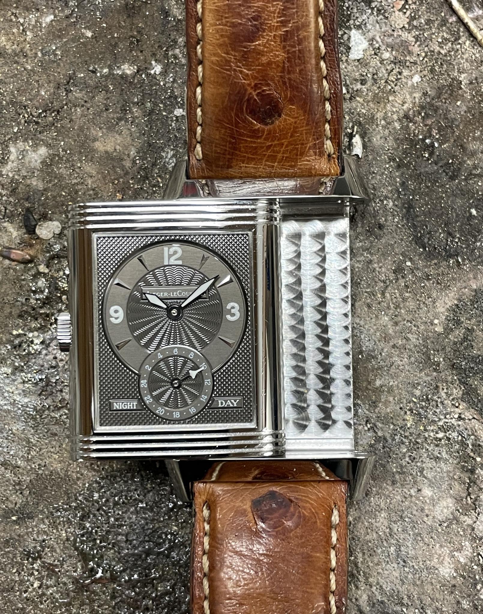 Jaeger-LeCoultre - Duo Face - Horloge Heren - 270.8.54-2