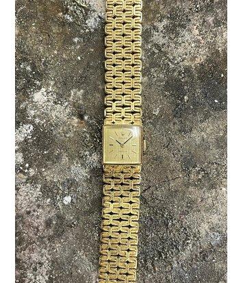 Rolex Precision -  Dames Horloge - 18 karaat geelgoud