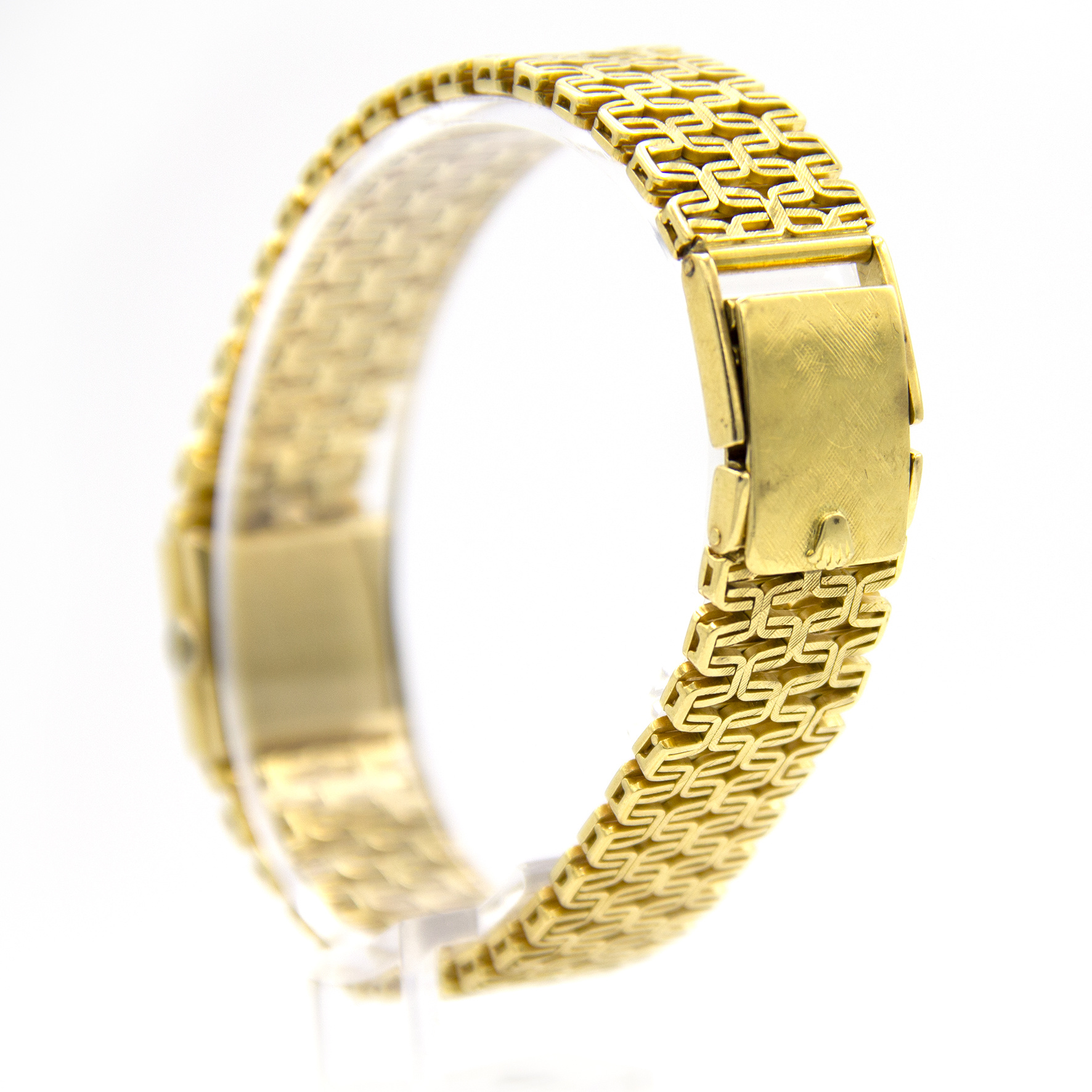 Rolex Precision -  Dames Horloge - 18 karaat geelgoud-6