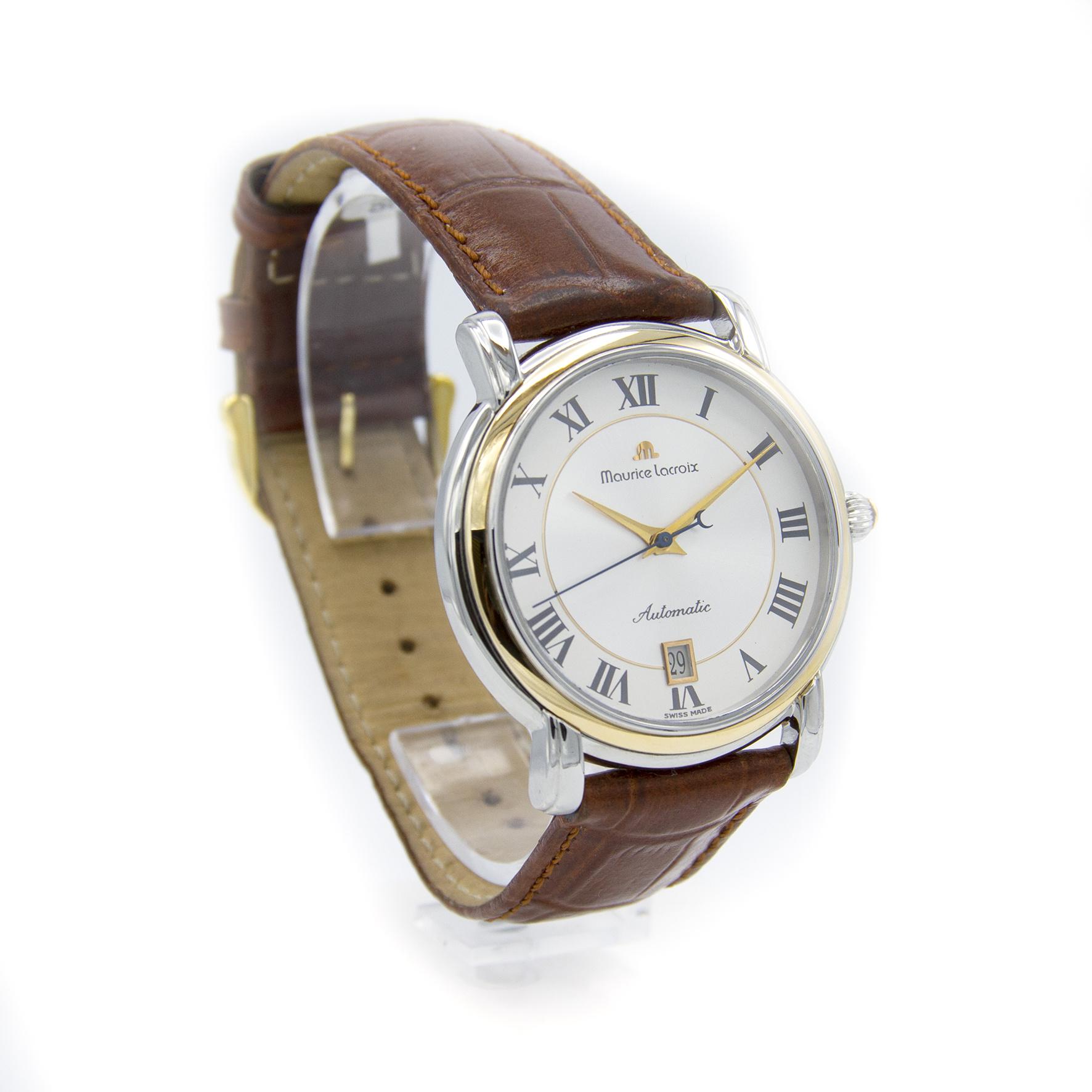 Maurice Lacroix - Horloge Heren - Pontos - 68775-3