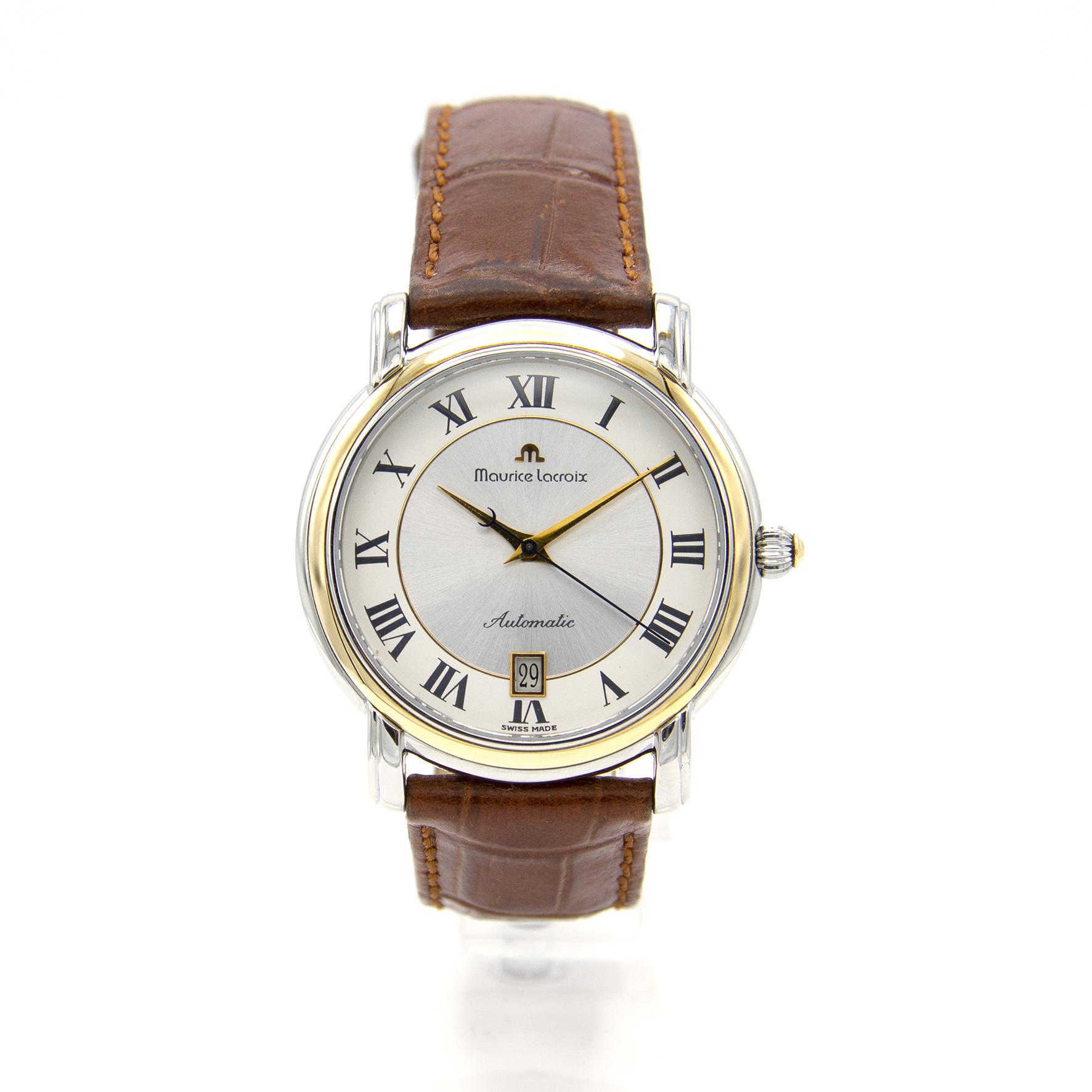Maurice Lacroix - Horloge Heren - Pontos - 68775-2