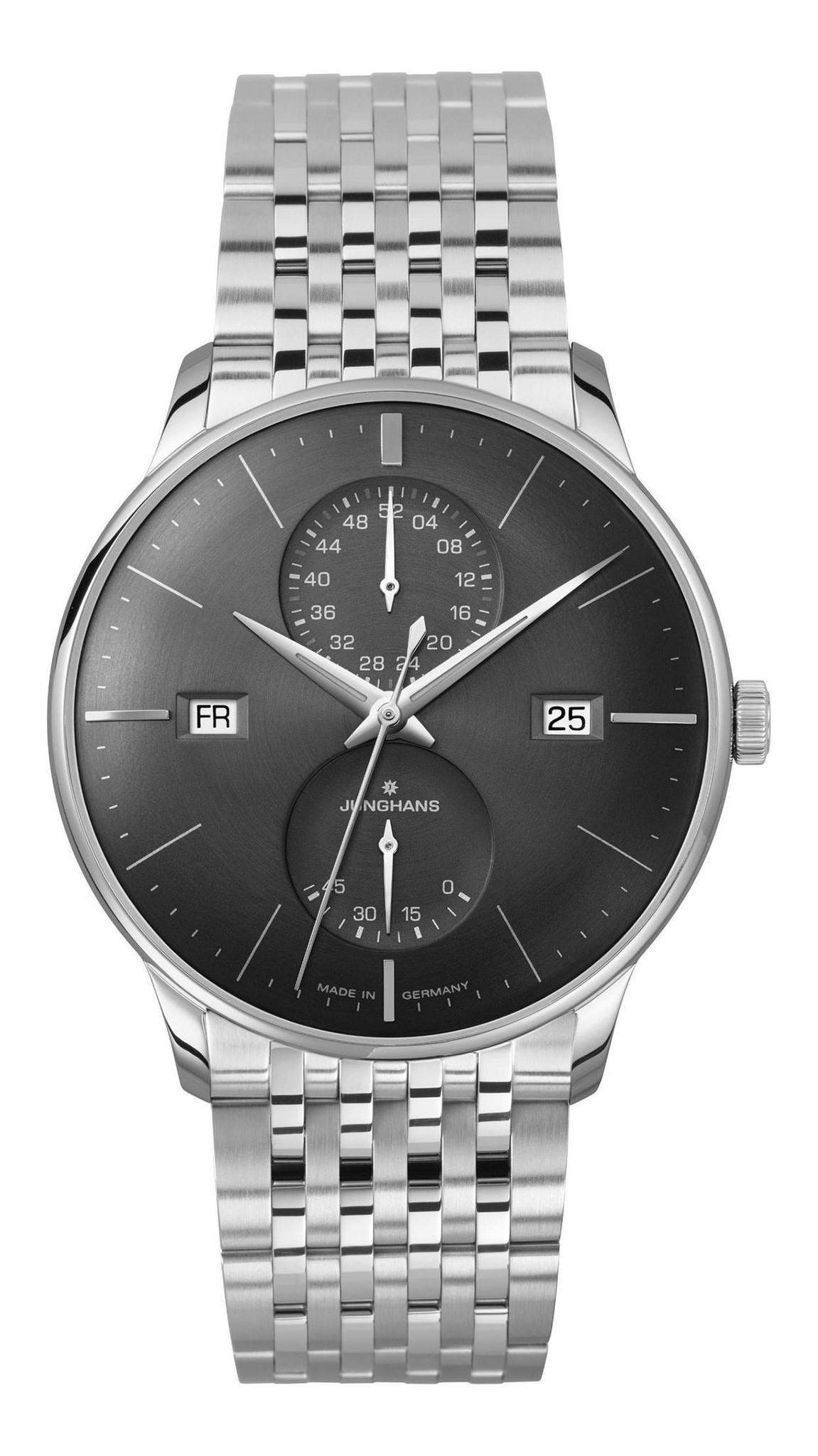 Junghans - Horloge Heren - Meister Agenda - 27456845-1