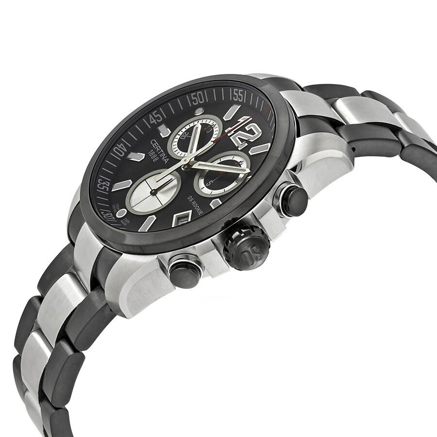 Certina - Horloge Heren - DS Rookie - C016.417.22.057.00-2