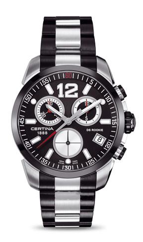 Certina - Horloge Heren - DS Rookie - C016.417.22.057.00-1