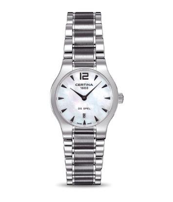 Certina - Horloge Dames - DS Spel -  C012.209.11.117.00
