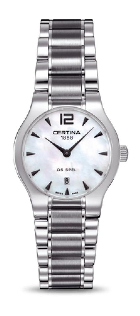 Certina - Horloge Dames - DS Spel -  C012.209.11.117.00-1