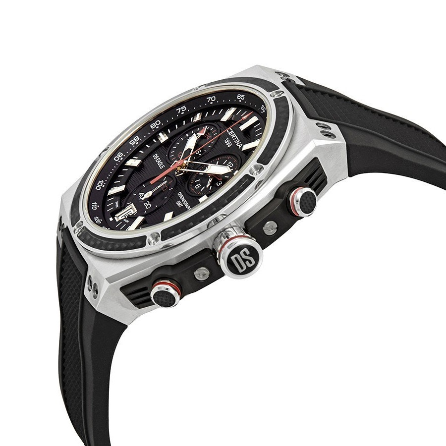 Certina - Horloge Heren - DS Eagle GMT - C023.739.27.051.00-2