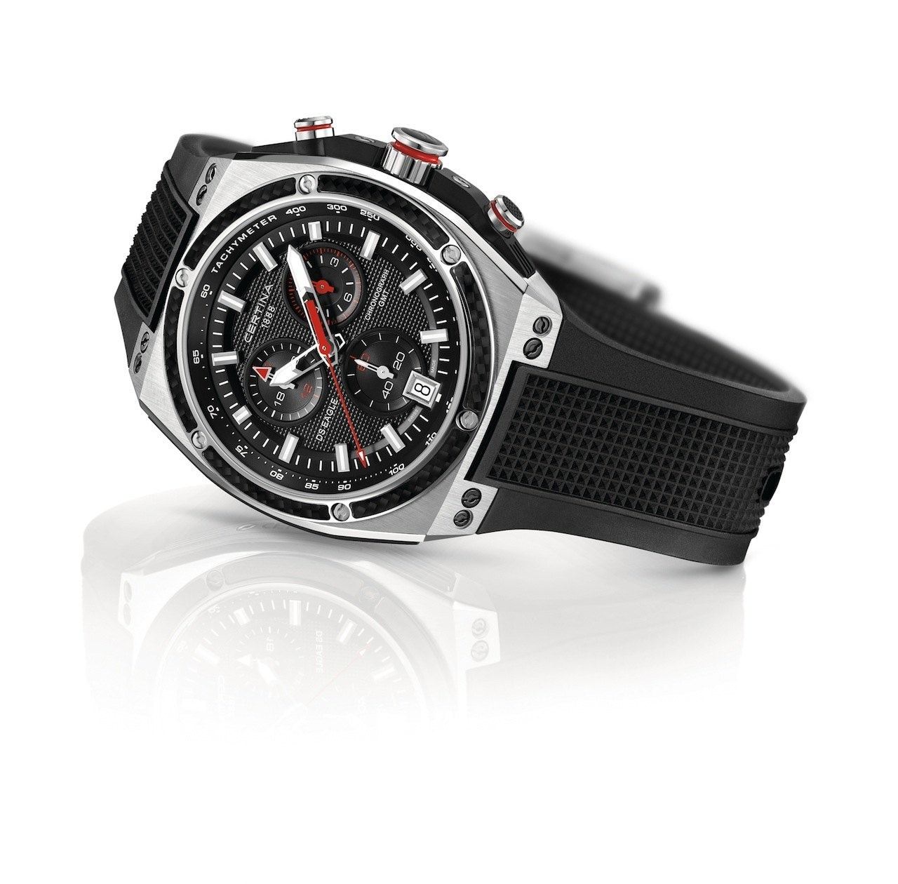 Certina - Horloge Heren - DS Eagle GMT - C023.739.27.051.00-3