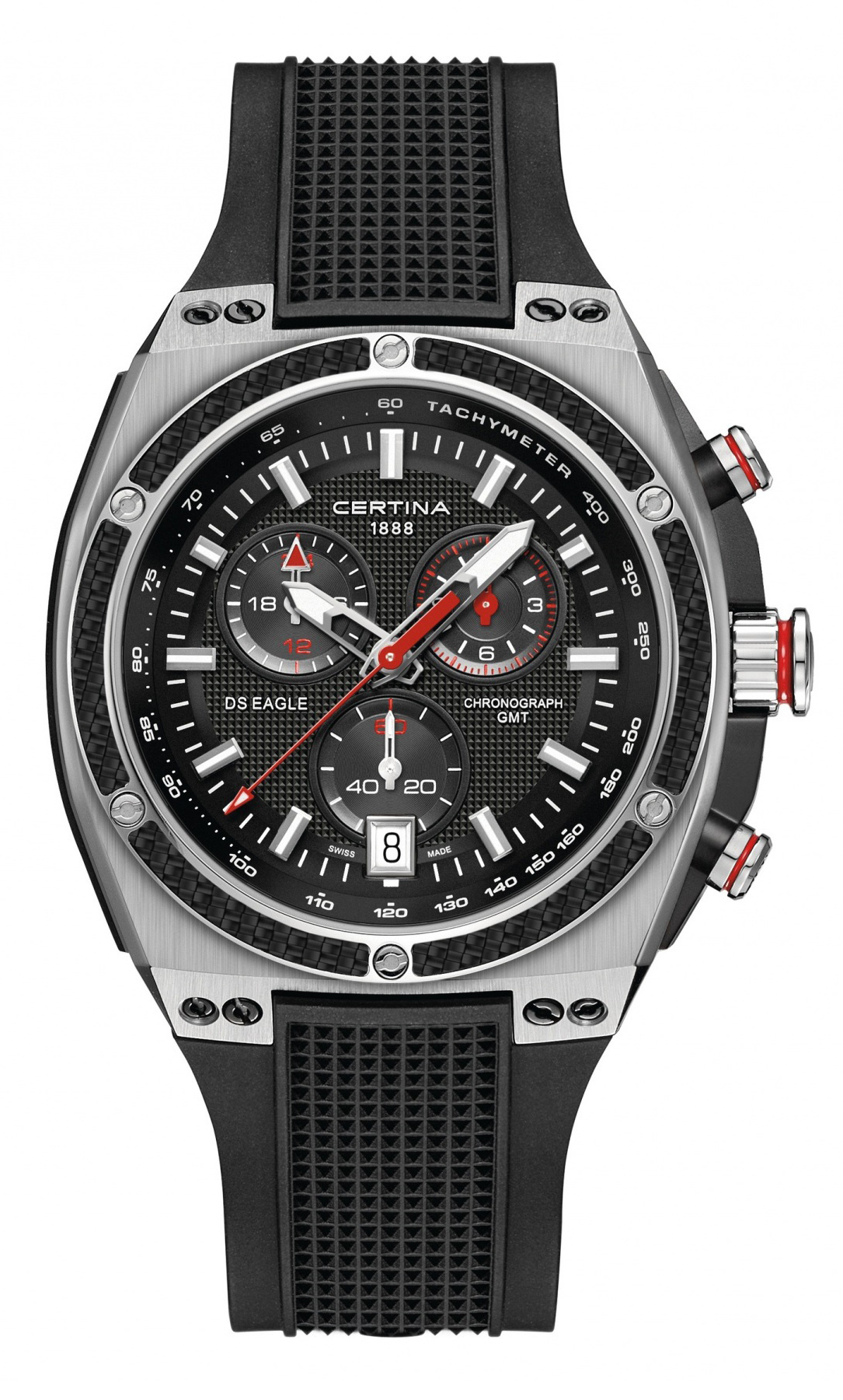 Certina - Horloge Heren - DS Eagle GMT - C023.739.27.051.00-1