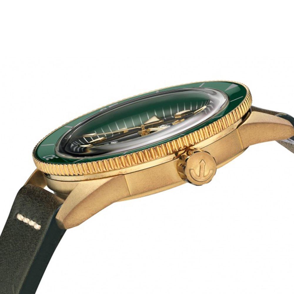 Rado - Horloge Heren - Captain Cook Bronze - R32504315-3