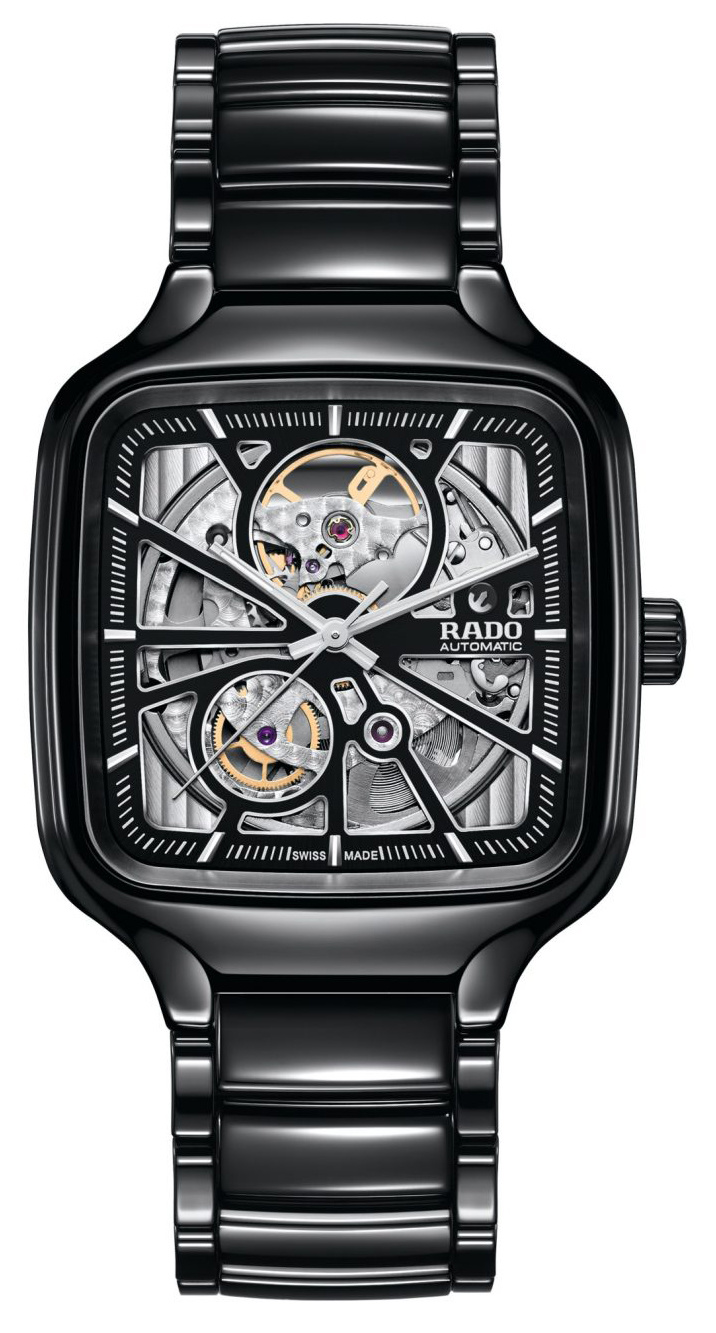 Rado - Horloge - True Square Open Heart - R27086152-1