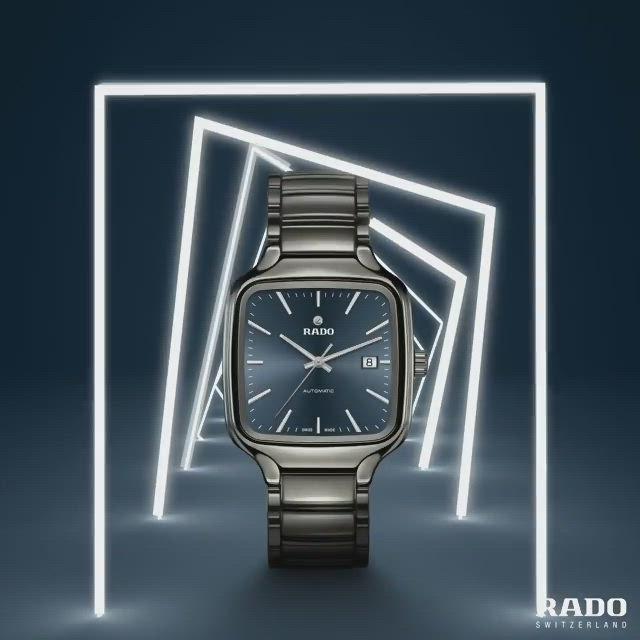 Rado - Horloge - True Square Automatic - R27077202-2