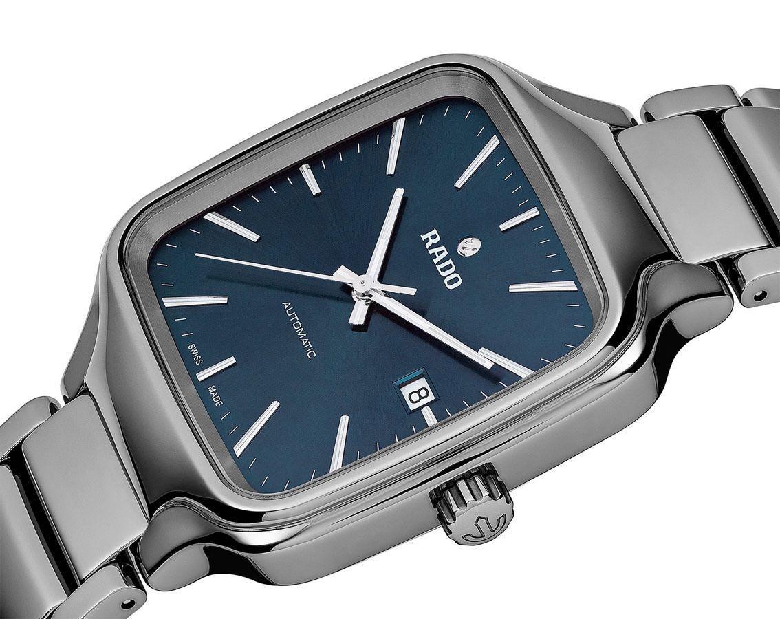 Rado - Horloge - True Square Automatic - R27077202-3