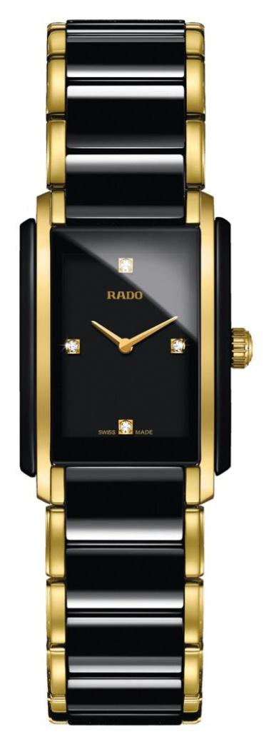 Rado - Horloge Dames - Integral Diamaonds - R20845712-1