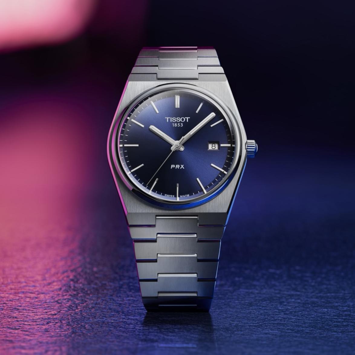Tissot - Horloge Heren - PRX - T1374101104100-2