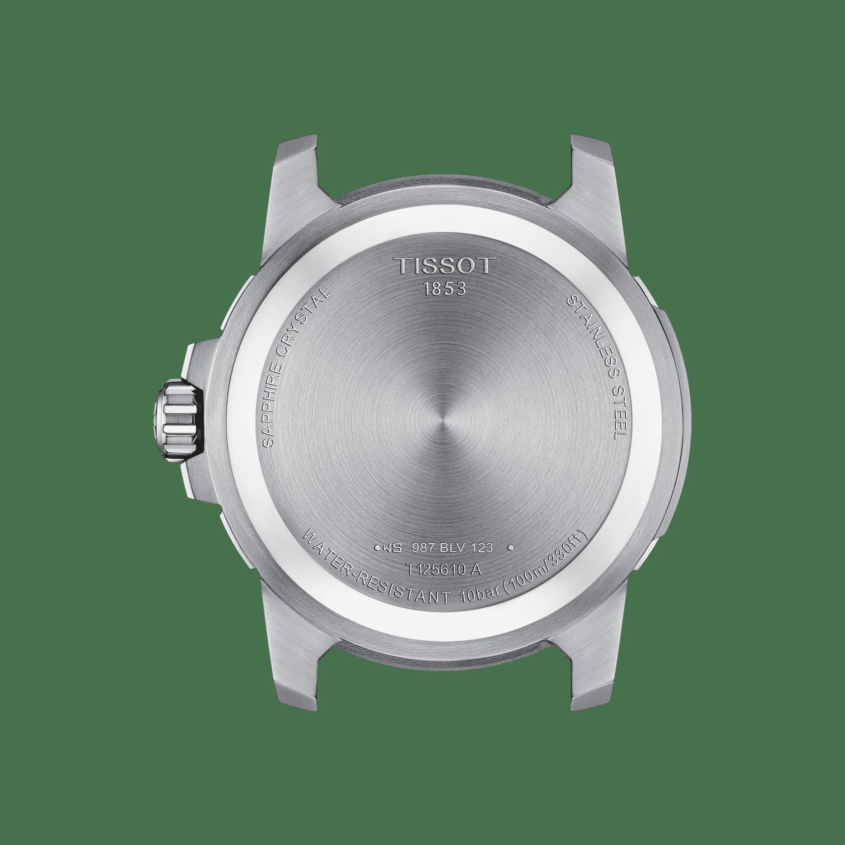 Tissot - Horloge Heren - Supersport - T1256101105100-3